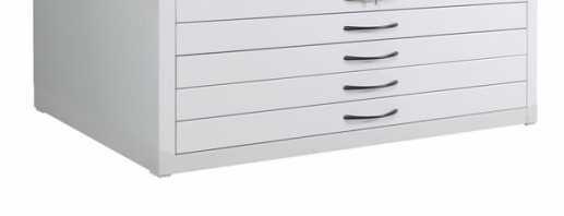 Какие бывают шкафы для чертежей чтобы их хранить, а также их плюсы и минусы