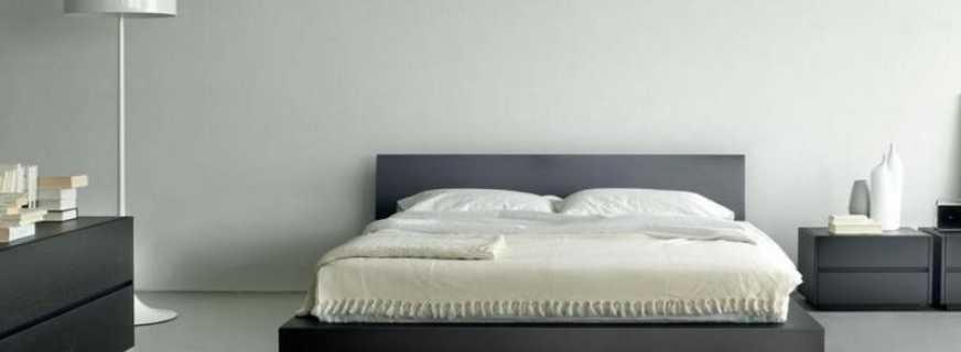 Отличительные черты кроватей в стиле минимализм, как они меняют интерьер