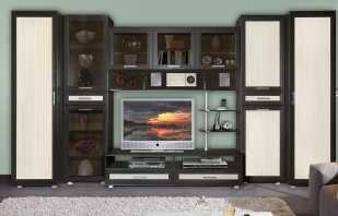 Варианты шкафов для телевизора, обзор моделей