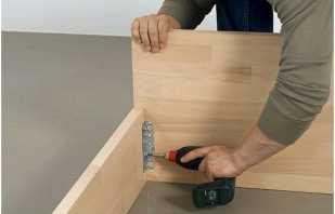 Изготовление своими руками мебели из ДСП, подробные инструкции