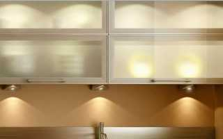 Особенности мебельных светодиодных светильников, обзор моделей