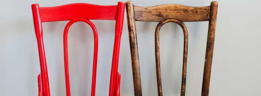 Разновидности красок для мебели, их свойства и принципы нанесения