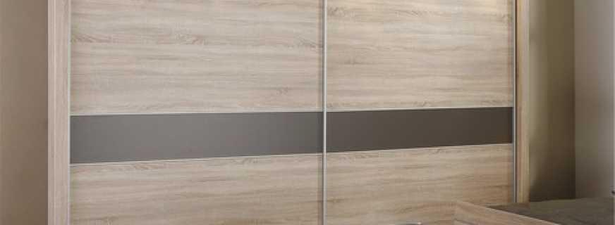 Обзор дверей для шкафов купе, и их особенности