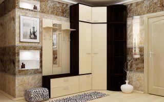 Какая мебель подойдет для малогабаритного коридора, выбор прихожей