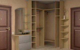 Как собрать угловой шкаф, рекомендации специалистов