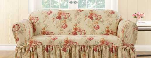 Пошаговая инструкция по пошиву чехла на диван своими руками