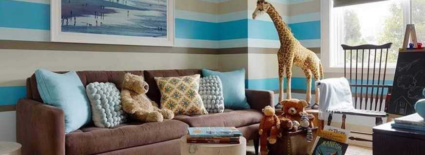 Ключевые характеристики детского дивана-кровати, популярные модели