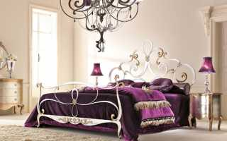 Отличительные черты кованых кроватей из Малайзии, лучшие модели