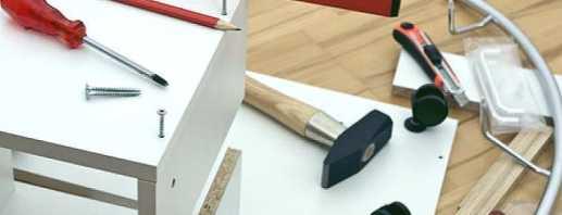 Как ремонтировать кухонную мебель, советы специалистов