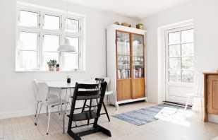 Особенности мебели в скандинавском стиле, характерные черты