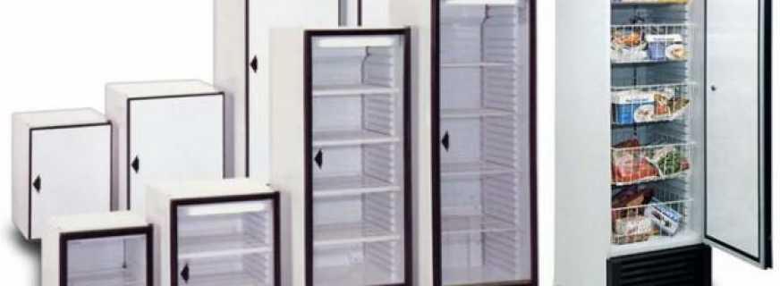 Особенности морозильных шкафов, их плюсы и минусы