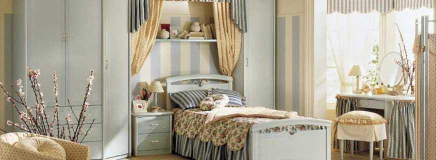 Модели мебели в стиле прованс в спальню, и важные рекомендации