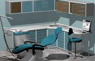 Особенности стоматологической мебели, критерии выбора