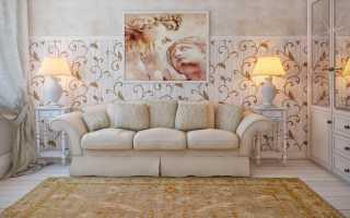 Отличительные особенности диванов в стиле прованс, декор, расцветка