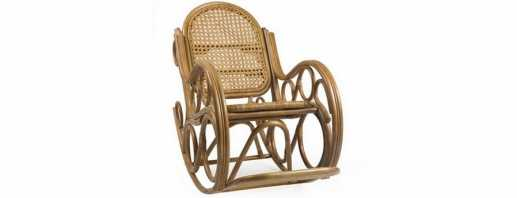Как сделать кресло-качалку своими руками из дерева, ротанга, металла