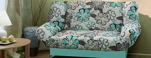 Преимущества функциональных диванов клик-кляк, разновидности моделей