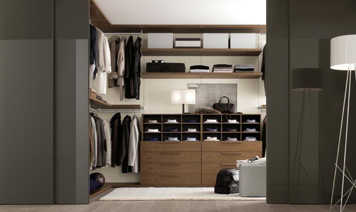 Дизайн прихожей с гардеробной