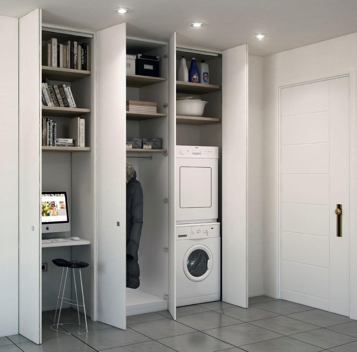 Дизайн шкафов купе и гардеробных