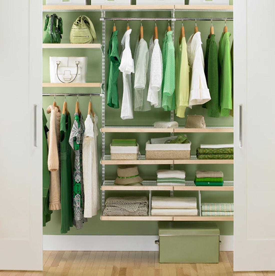 Эргономика в гардеробной