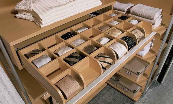 Как сделать полки в гардеробной
