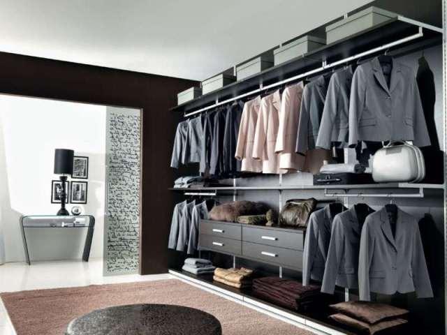 Лофт наполнение гардеробной
