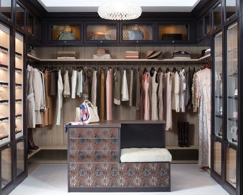 Наполнение гардеробной