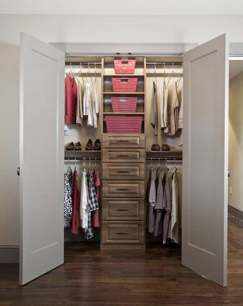 Особенности гардеробной