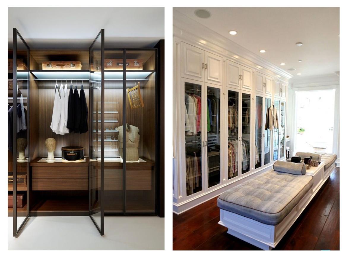 Проектирование гардеробных