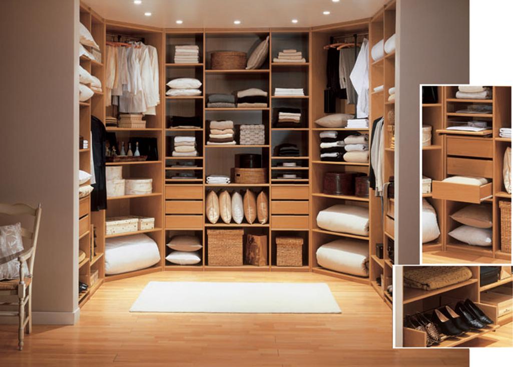 Советы по оформлению гардеробной