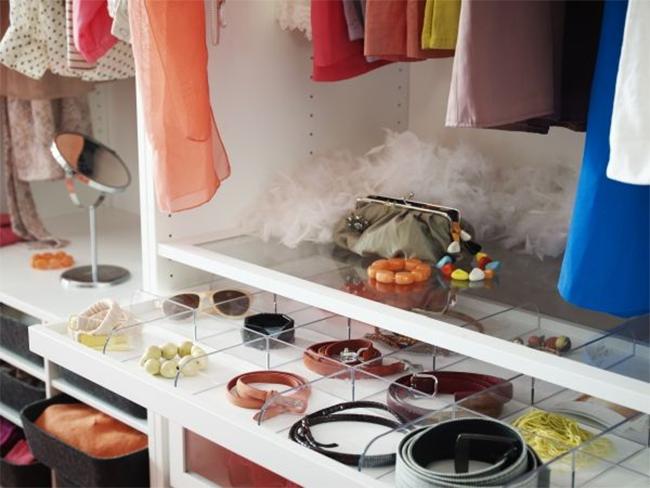 Способы обустройства гардеробной