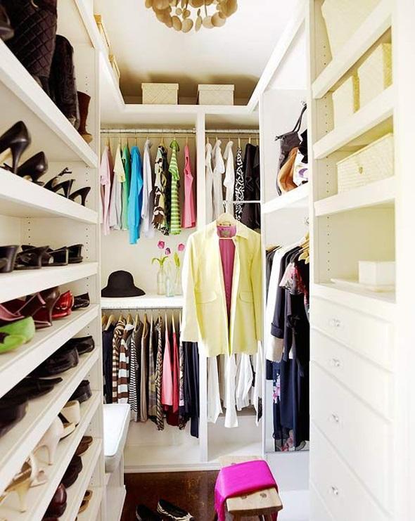 Удобный гардероб