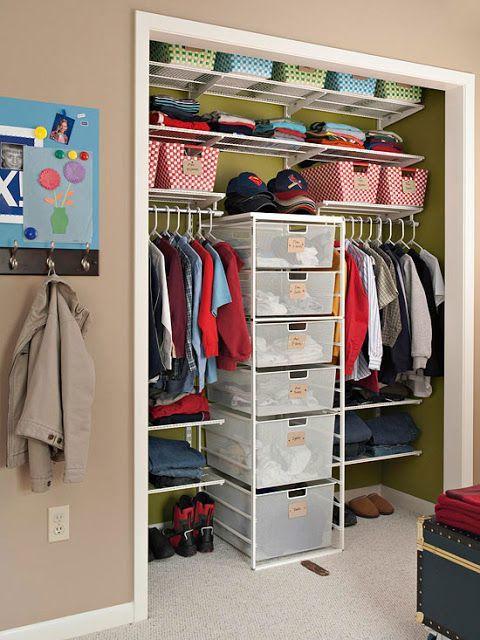 Выбираем дизайн гардеробной