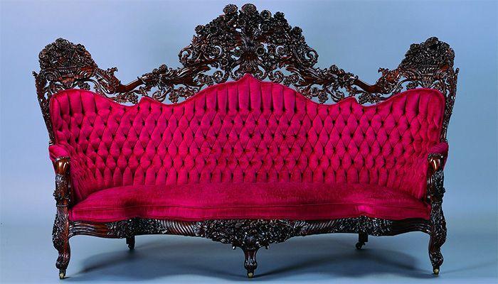 Бархат для обивки мебели