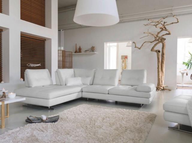 Белый цвет мебели