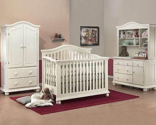 Безопасная детская мебель из массива