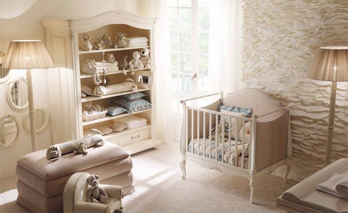 Безопасная итальянская мебель для новорожденного