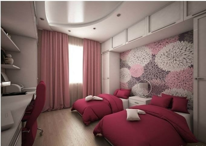 Спальня и детская в одной комнате Статья 2 Как