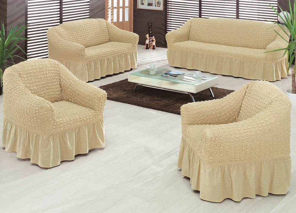 Чехол для мебели из вельвета