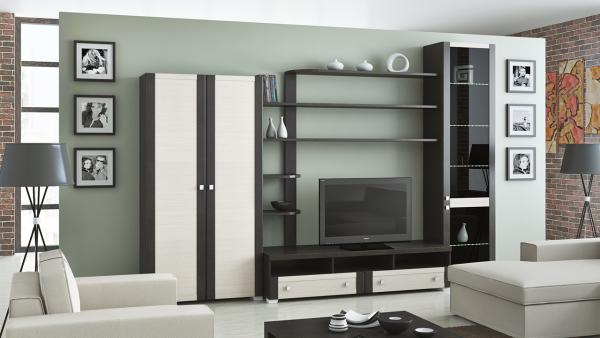 мебель для гостиной фото в современном стиле