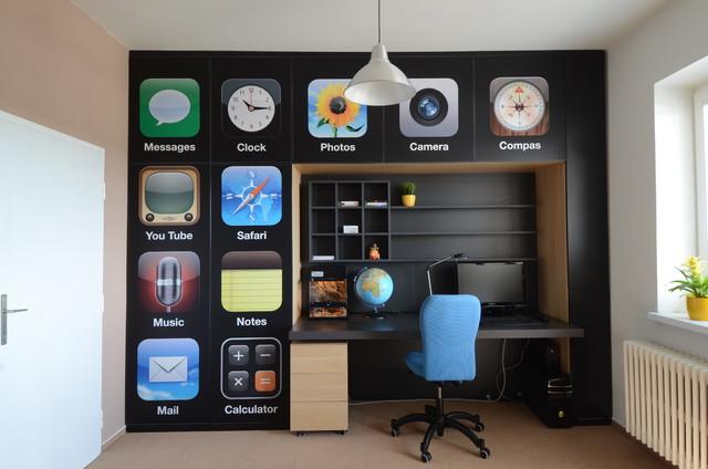 Декор комнаты