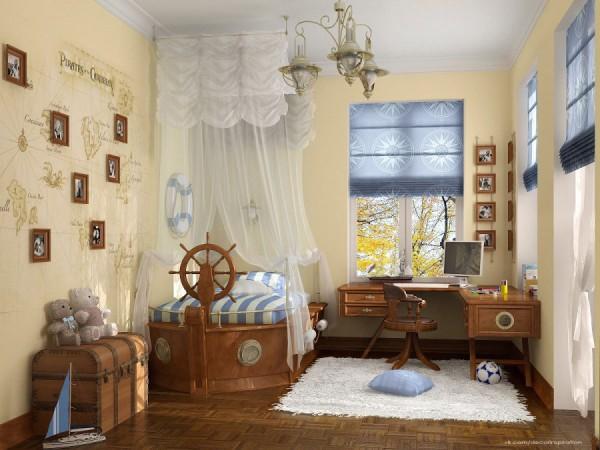 Декорирование комнаты самостоятельно