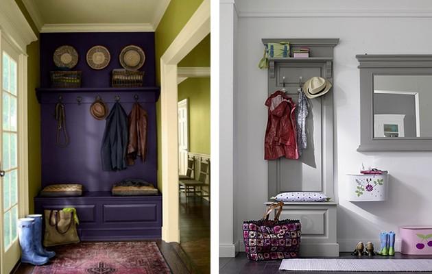 Декорирование поверхностей в комнате