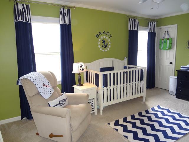 Детская белая мебель в интерьере