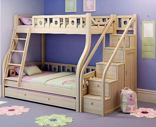 Детская мебель из массива