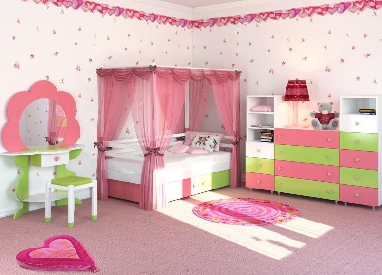 Детская мебель модульная