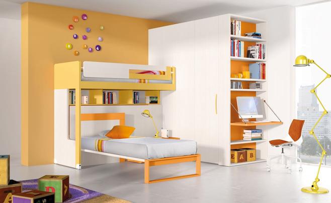 Дизайн комнаты для детей одного возраста