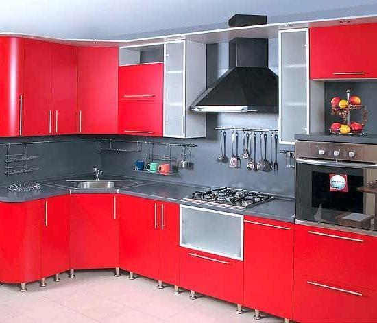 Дизайн покрытий на кухне