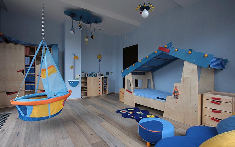 Долговечная мебель в детскую комнату мальчика