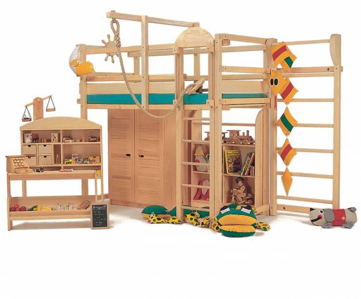 Дорогая детская игровая мебель
