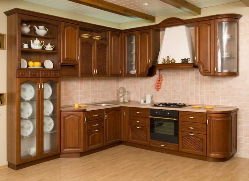 Фасады кухонной мебели